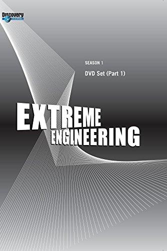 Extreme Engineering Season 1 - DVD Set (Part 1)
