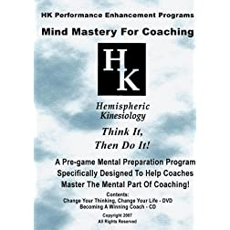 Mind Mastery For Coaching (DVD & CD)