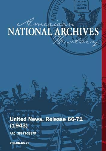 United News, Release 66-71 (1943) BOMBERS RAID NAZI WAR PLANTS, ITALY SURRENDERS