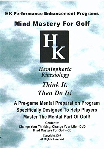 Mind Mastery For Golf