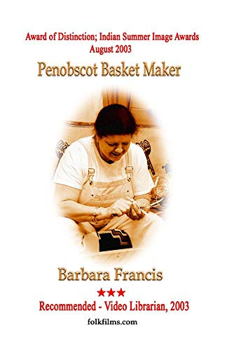 Penobscot Basket Maker