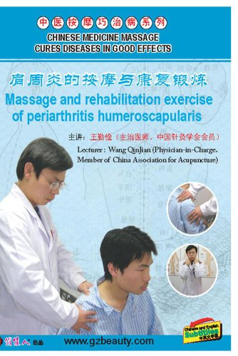 CHINESE MEDICINE MASSAGE CURES DISEASES IN GOOD EFFECTS-Massage and rehab exercise