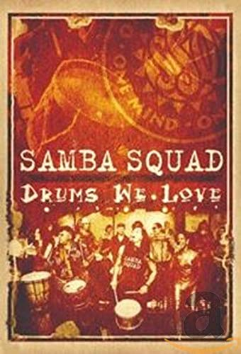 Drums We Love [IMPORT]