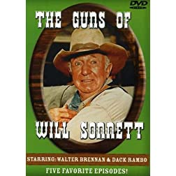 Guns of Will Sonnett