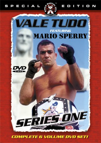 Mario Sperry - Vale-Tudo Series 1 - The Ultimate No Holds Barred Instructional For Mixed Martial Arts, Grappling And Street Fighting