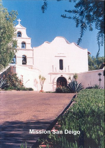 California's Mission San Diego