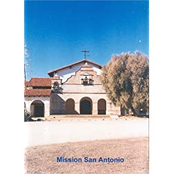 California's Mission San Antonio