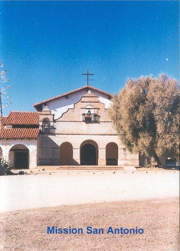 California's Mission San Antonio