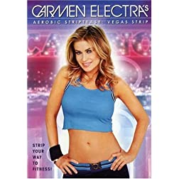 Carmen Electra's Aerobic Striptease: Vegas Strip