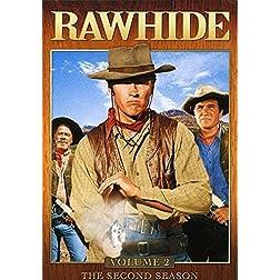 Rawhide - The Second Season, Vol. 2