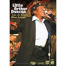 Little Arthur Duncan: Live at Rosa's Blues Lounge
