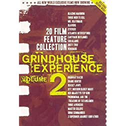 Grindhouse Experience, Vol. 2