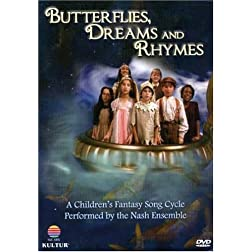 Butterflies, Dreams & Rhymes / Nash Ensemble, Jim Parker