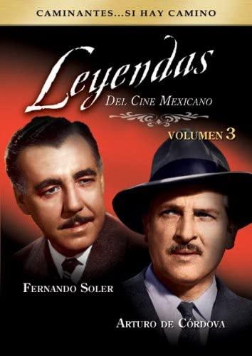Leyendas del Cine Mexicano, Vol. 3