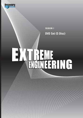 Extreme Engineering Season 1 - DVD Set (5 Discs)