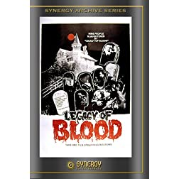 Legacy Of Blood (