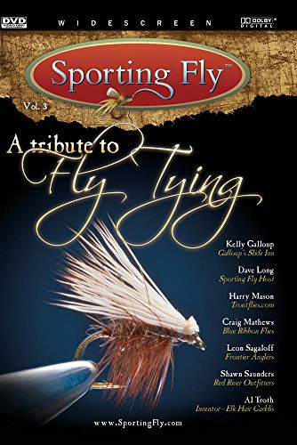 A Tribute to Fly Tying