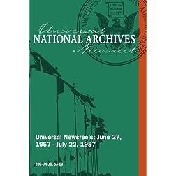 Universal Newsreel Vol. 30 Release 53-60 (1957)