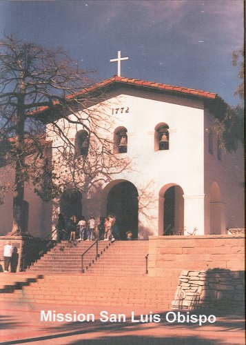 California's Mission San Luis Obispo