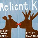 album art to Let It Snow Baby ... Let It Reindeer