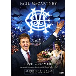 Paul McCartney: Ecce Cor Meum