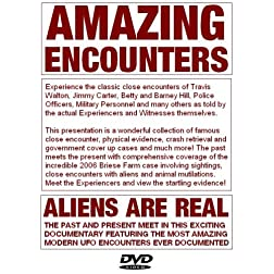 Amazing Encounters: Aliens are Real