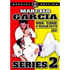 Marcelo Garcia - Series 2, Winning Techniques Of Brazilian Jiu-Jitsu, Advanced Sport Jiu-Jitsu And Tournament Techniques