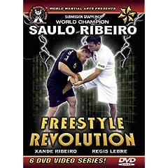 Saulo Ribeiro - Freestyle Revolution, Brazilian Jiu-Jitsu For Submission