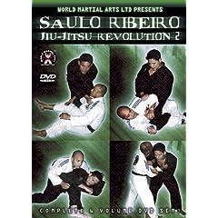 Saulo Ribeiro - Jiu-Jitsu Revolution Series 2 - World Class, Cutting Edge Brazilian Jiu-Jitsu For Sport and Tournament