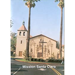 California's Mission Santa Clara