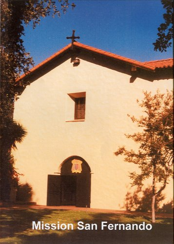 California's Mission San Fenando