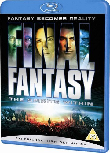Final Fantasy: the Spirits Within Region [Blu-ray]