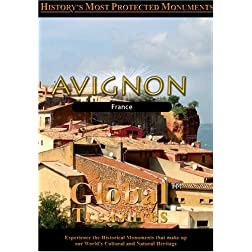 Global Treasures  Avignon Provence, France
