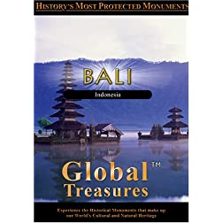 Global Treasures  Bali Indonesia