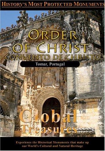 Global Treasures  Convent Of Christ Tomar, Portugal