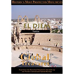Global Treasures  EL DJEM Tunisia