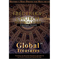 Global Treasures  FREDERIKS KIRKE Denmark