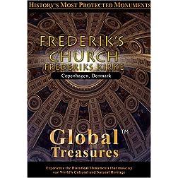 Global Treasures  FREDERIKS KIRKE Denmark