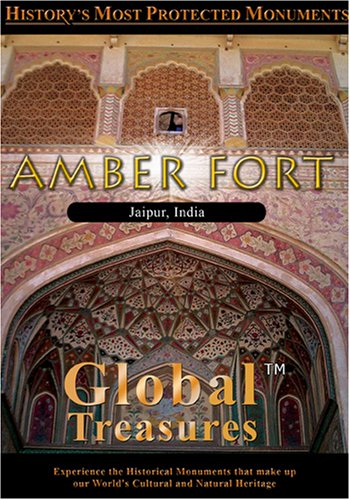 Global Treasures  AMBER FORT Jaipur, India