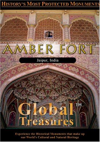 Global Treasures  AMBER FORT Jaipur, India