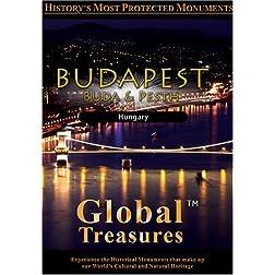 Global Treasures  BUDAPEST Buda & Pesth Budapest, Hungary