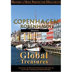 Global Treasures  COPENHAGEN Denmark