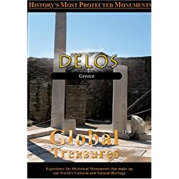Global Treasures  Delos Greece