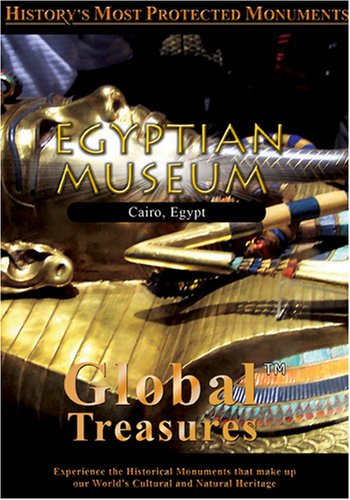Global Treasures  Egyptian Museum Cairo, Egypt