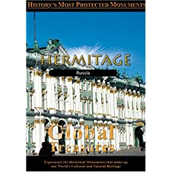 Global Treasures  Hermitage St. Petersburg, Russia