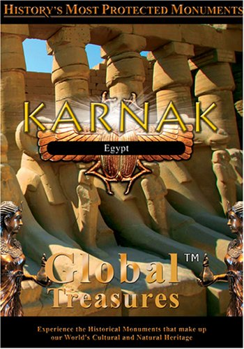 Global Treasures  Karnak Egypt