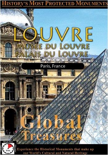 Global Treasures  LOUVRE Musee Du Louvre  Palais Du Louvre France