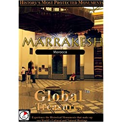 Global Treasures  Marrakesh Morocco