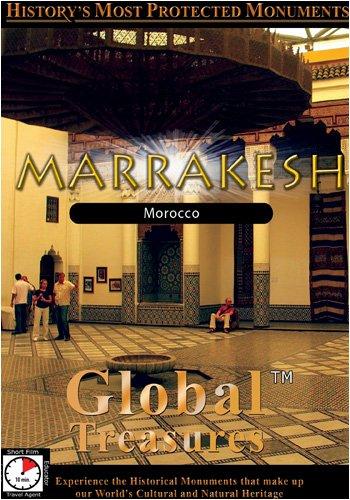 Global Treasures  Marrakesh Morocco