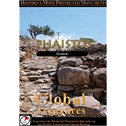 Global Treasures  Phaistos Kreta, Greece